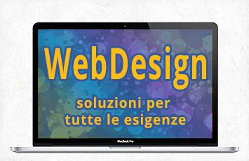 Webdesign - Soluzioni per tutte le esigenze