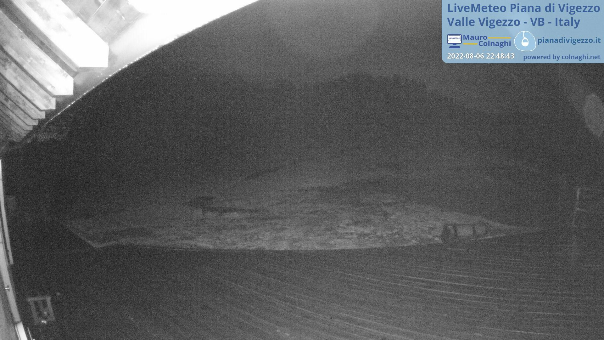 Webcam Val Vigezzo - Piana